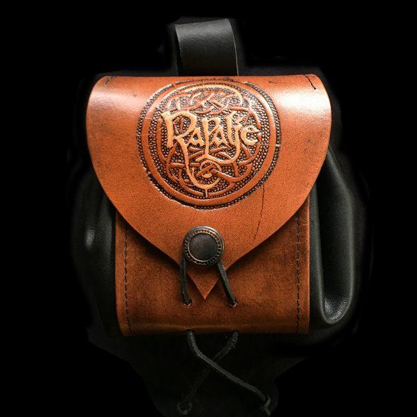 Rapalje leather pouch