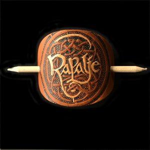 Hairclasp Celtic Rapalje