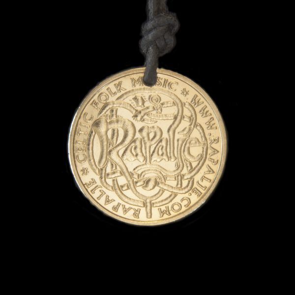 Rapalje fyndlingh coin necklace