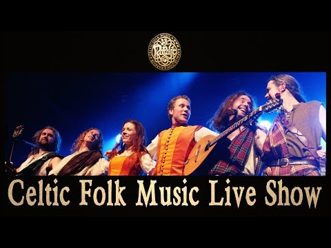 Celtic Folk Music by Rapalje - Full Live Concert with Celtic music and Irish dance!
