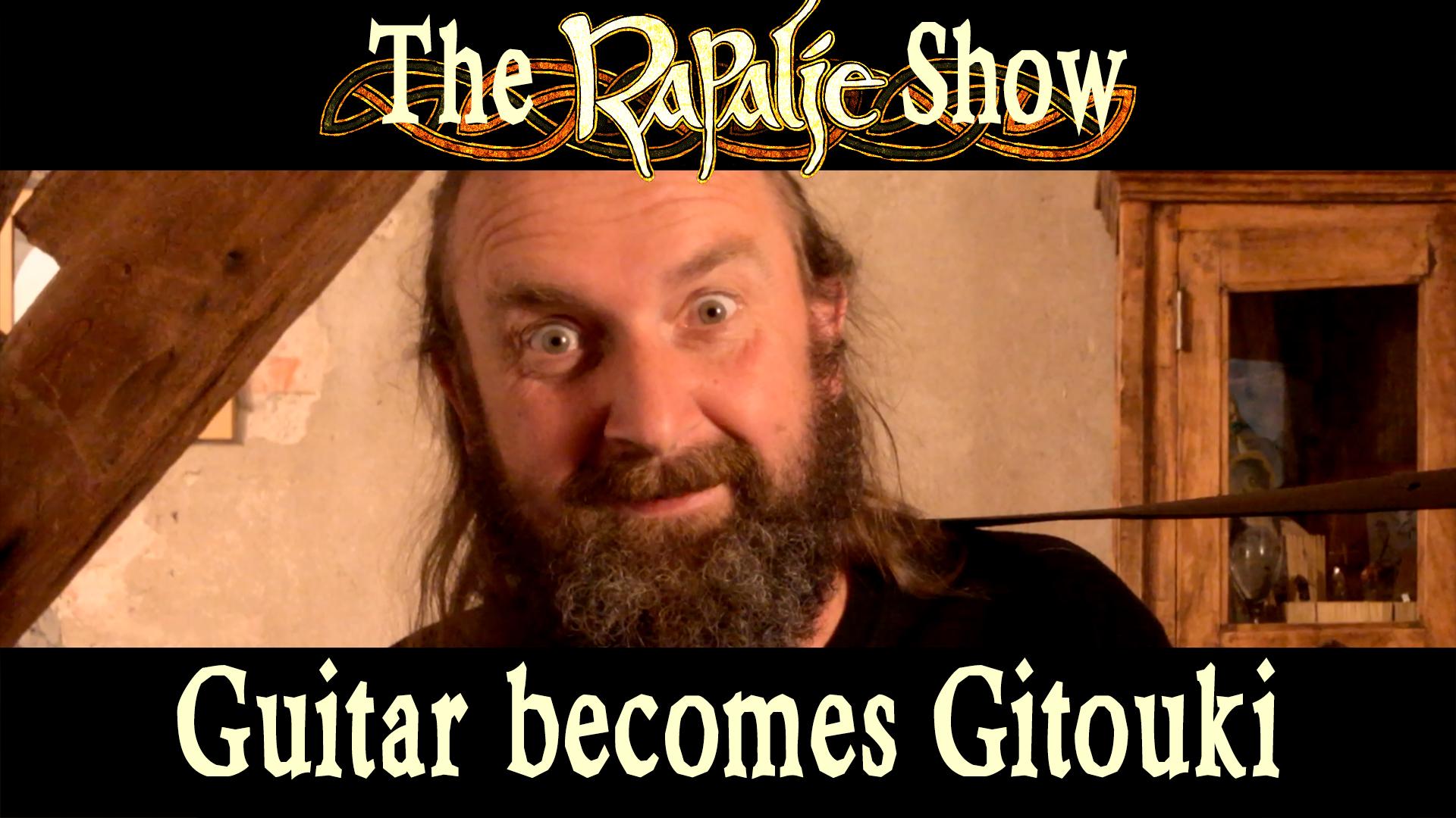 William-shows-how-a-guitar-becomes-a-gitouki---Rapalje-show-15