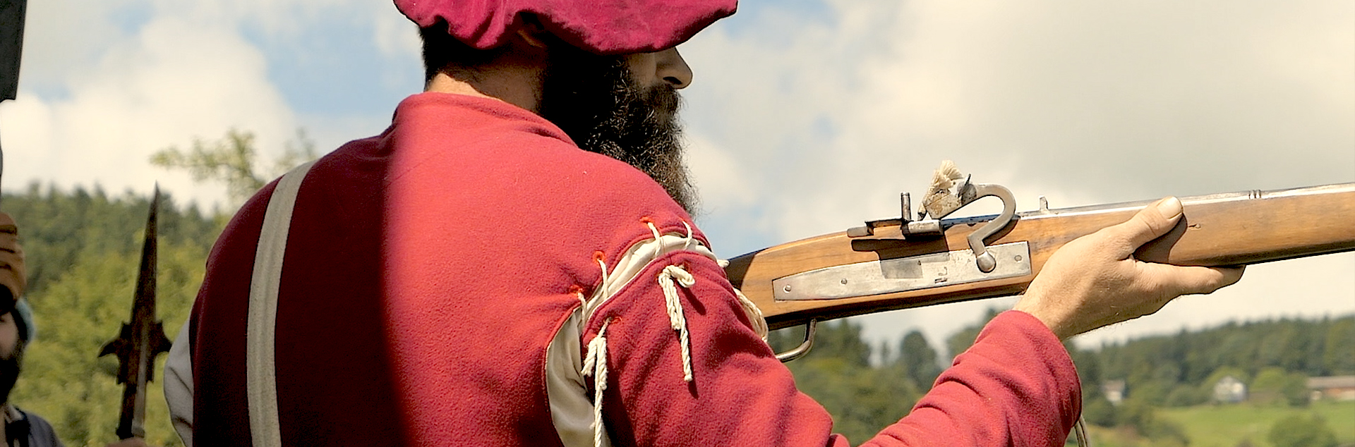 How-not-to-shoot-a-black-powder-rifle-at-highland-games