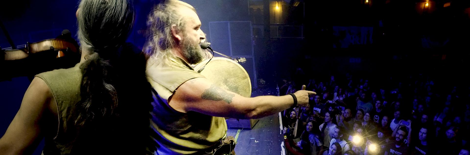 Johnnie-Cope-at-Odin's-Krieger-Festival,-São-Paulo-Brazil-Rapalje-Celtic-Folk-Music