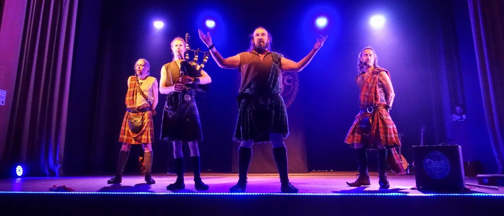 Celtic Folk Night Preview – Winschoten – Rapalje