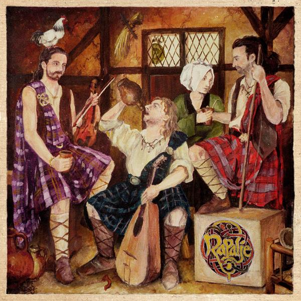 Drunken Sailor - CD Rakish Paddies