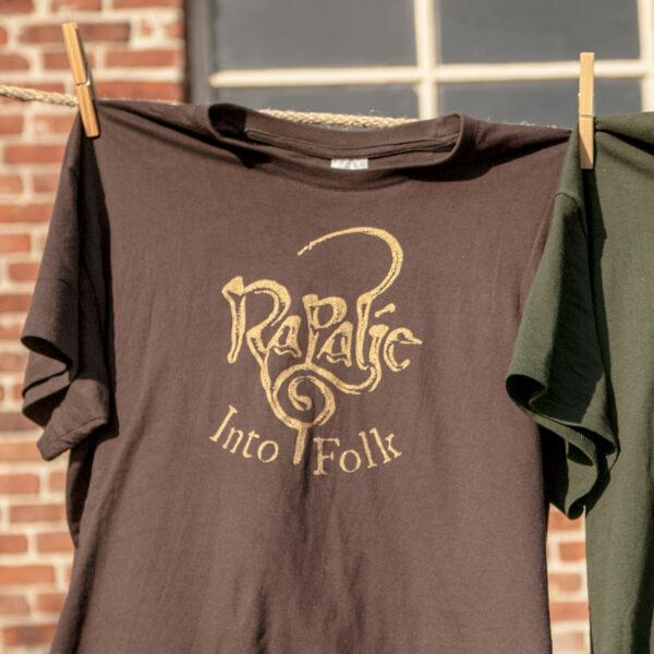 Rapalje-T-shirt-brown-back