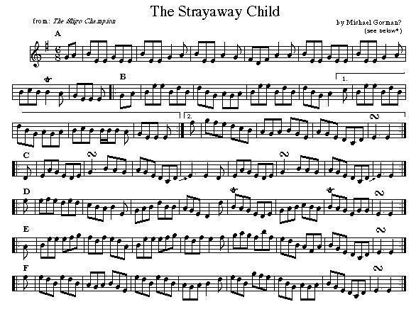 The Strayaway Child